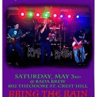 Ryte az Rain Bada Brew May 3rd