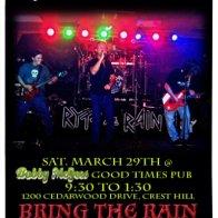 Ryte Az Rain March 29th