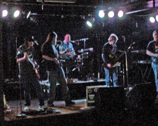Second Chance Band