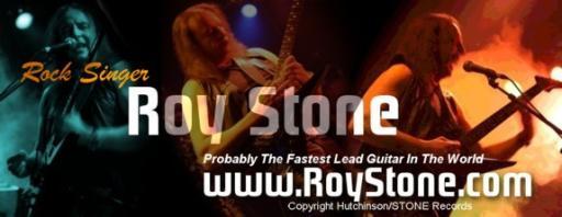 ROY STONE