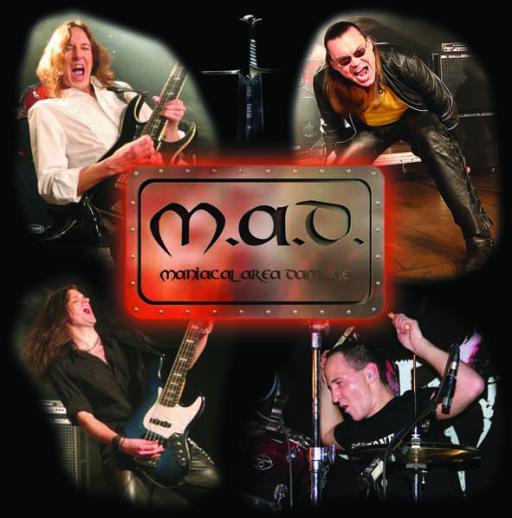 M.A.D. (Maniacal Area Damage)