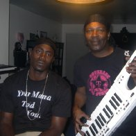 cool-t-the keyboard player