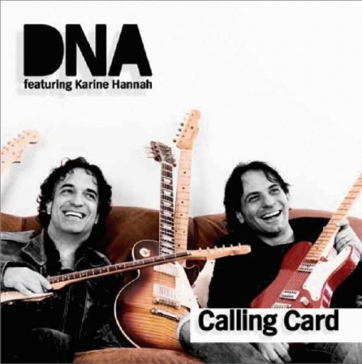 DNA featuring Karine Hannah