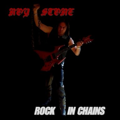 "iTUNES Roy Stone ""ROCK IN CHAINS"" Album"