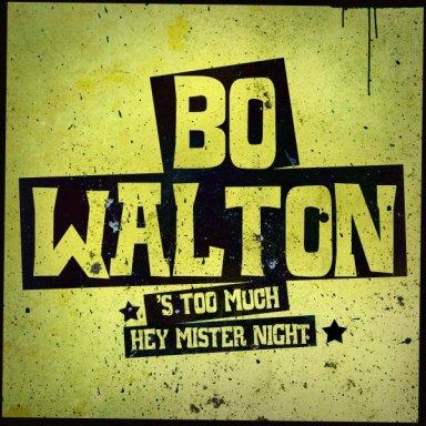 'S too much - Bo Walton - (c)Tabitha Records