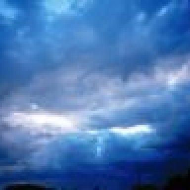 Clouds, Blue